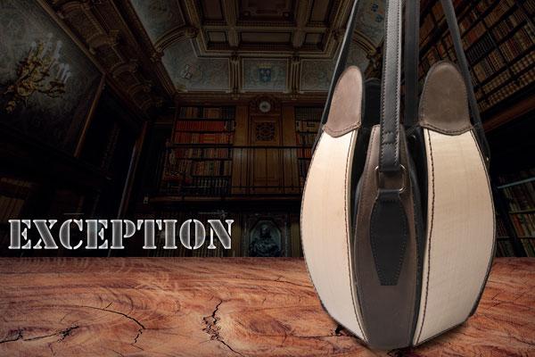 Collection Dagot cuir Exception