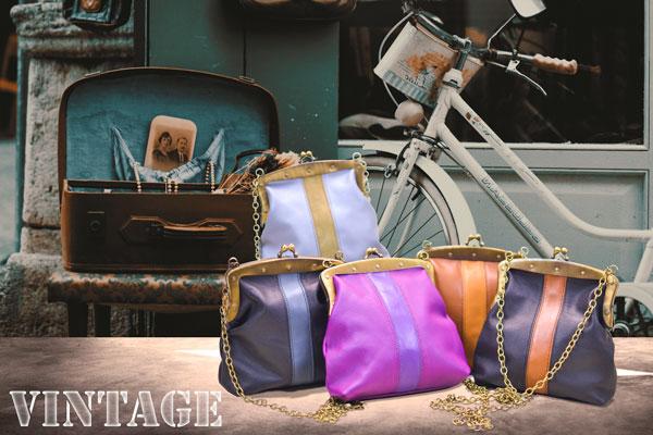 Collection Dagot Cuir Vintage
