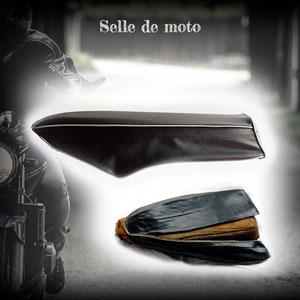 Accessoire-moto-selle