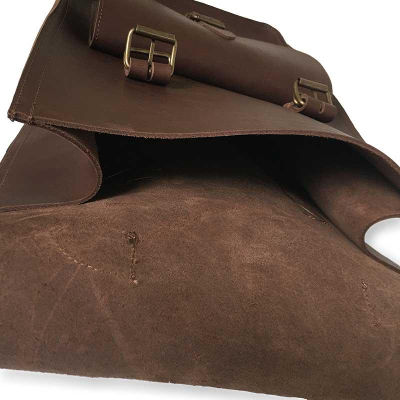 Présentation de l'intérieur du sac à dos