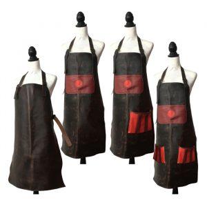 présentation des tavliers en cuir